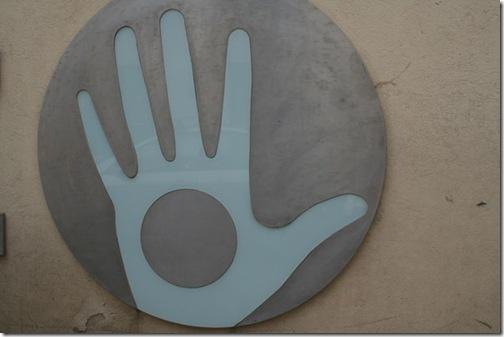 Символ Республики Ужупис