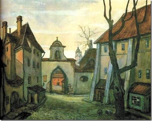 Старый Вильно. 1910