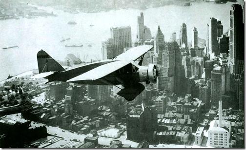 «Литуаника» над Нью Йорком