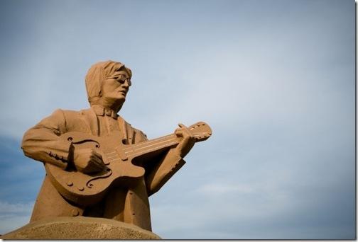 Леннон в Вильнюсе