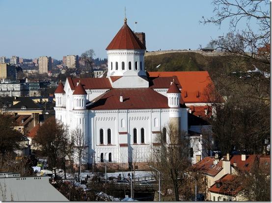 Старый город - Вильнюс