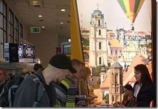 Туризм в Литву - свыше 2 млн. туристов