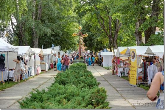 Праздник «Расос» (Йонинес) в Кернаве