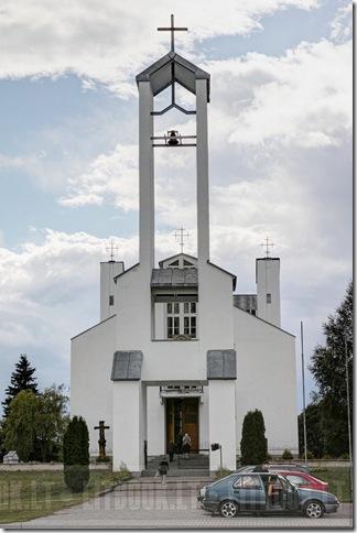 Костёл Святого Михаила Архангела, Старая Варена, Литва