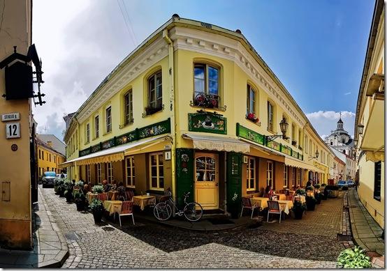 Вид на жительство - Вильнюс